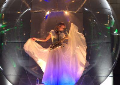 Cathy Del Mei in The Bubble 5