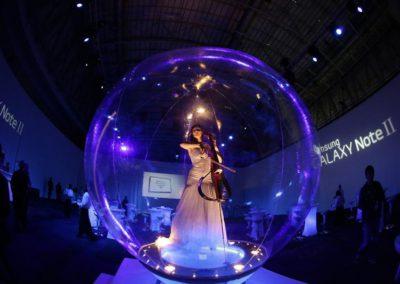 Cellosphere Blue Light