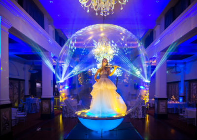 The Bubble with Electric VIolin 1